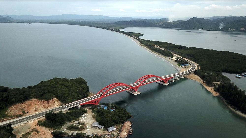 Jembatan Youtefa Ikon Baru di Papua