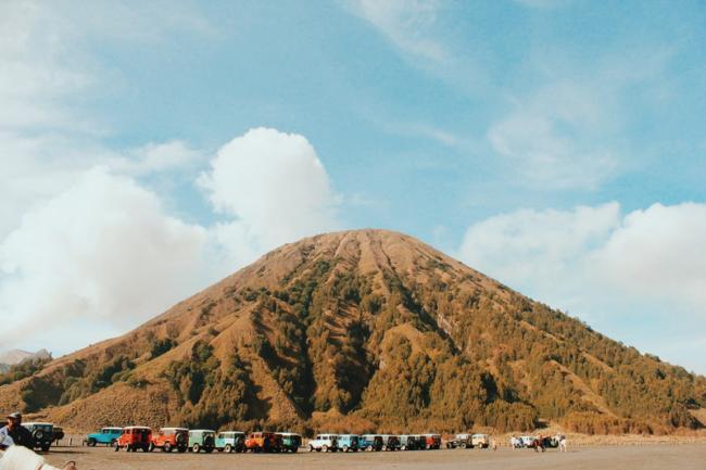 Pesona Keindahan Taman Nasional Bromo Tengger Semeru Pariwisata Indonesia