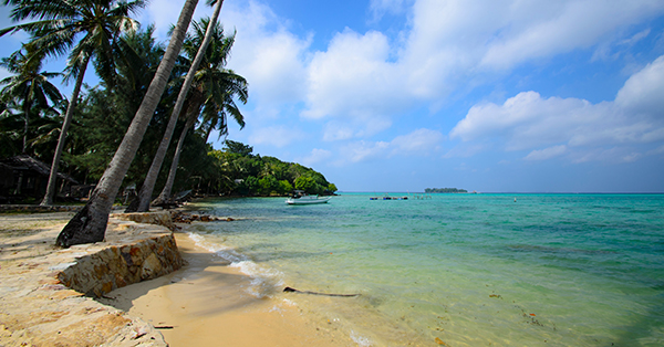 Pesona Panorama Pantai Barakuda Karimunjawa | Pariwisata Indonesia