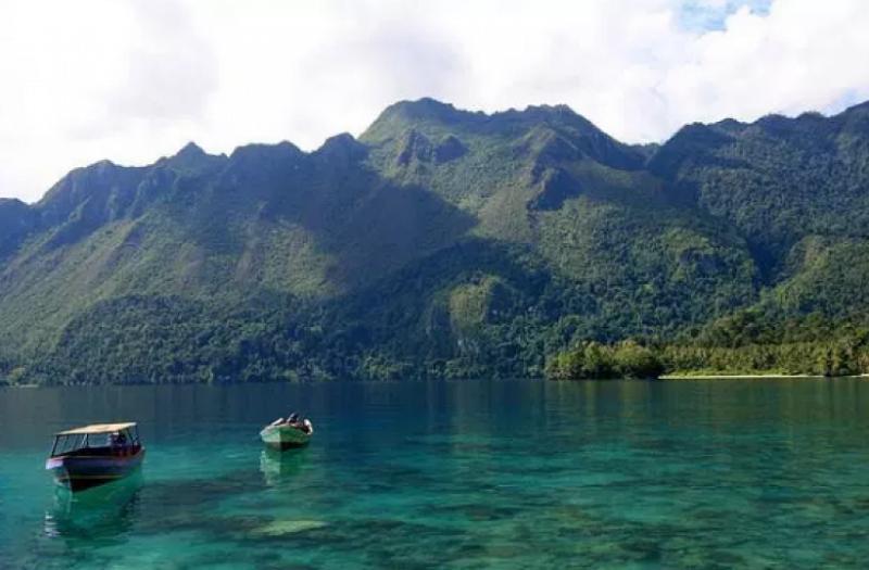 Taman Nasional Manusela di Maluku