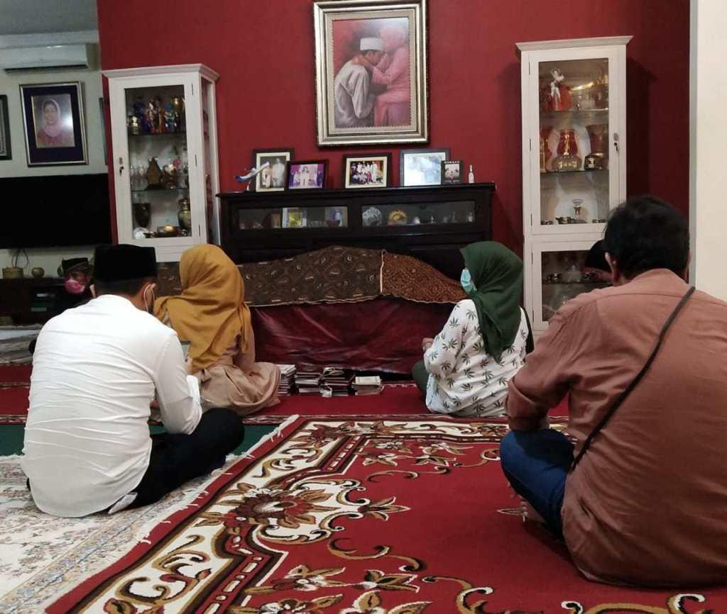 Presiden Jokowi Berduka