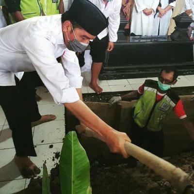 Pemakaman Ibunda Presiden RI