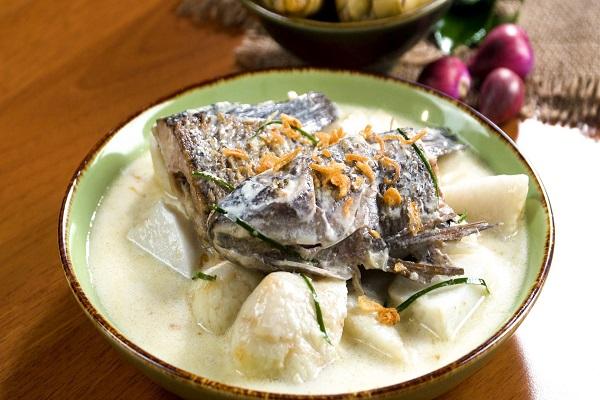 Pariwisata Indonesia, Kuliner Indonesia, Ketupat Kandangan