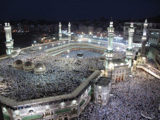 masjid haram mekkah