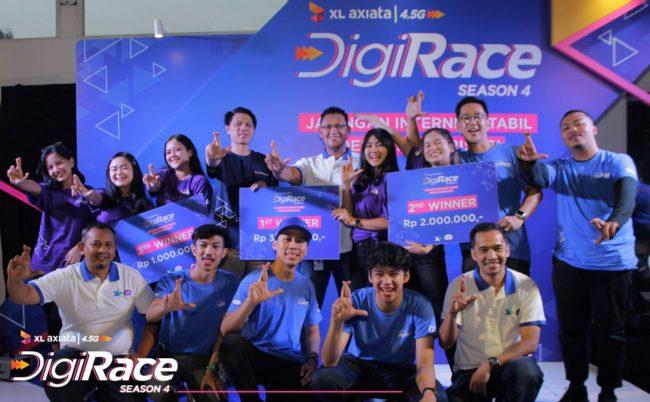 Event XL Axiata Digiraces4, Pariwisata Indonesia