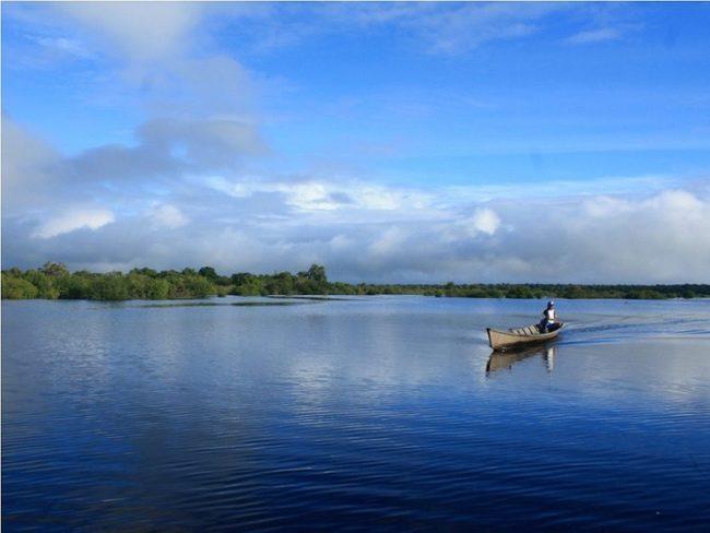 Danau Sentarum Kalimantan Barat, Pariwisata Indonesia