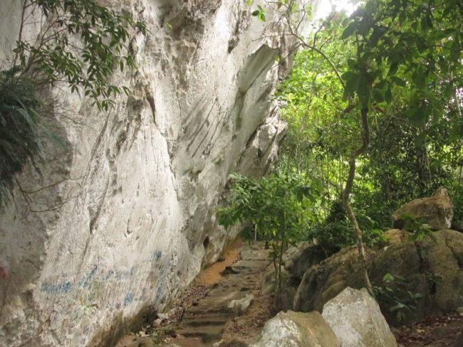 Gunung Putih Kalimantan Utara