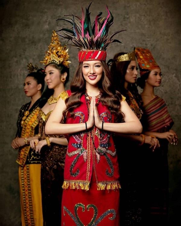 Pakaian Adat King-Bibinge, Kalimantan Barat, Pariwisata Indonesia