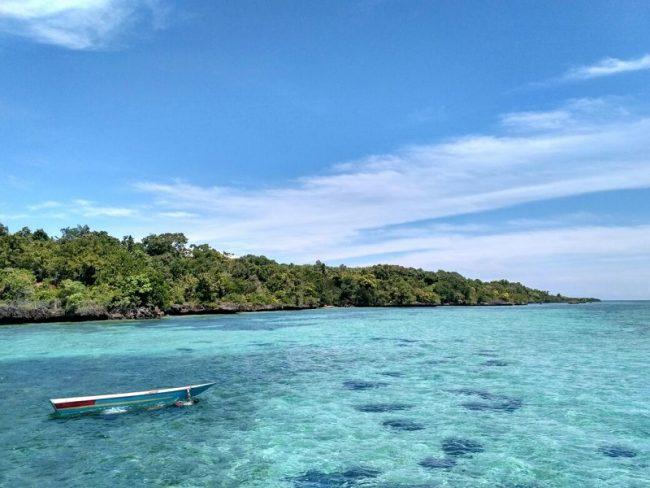 Pantai Karampuang, Sulawesi Barat,
