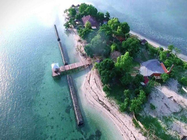 Pulau Gusung Toraja