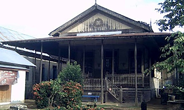 Rumah Adat Balai Laki, Pariwisata Indonesia