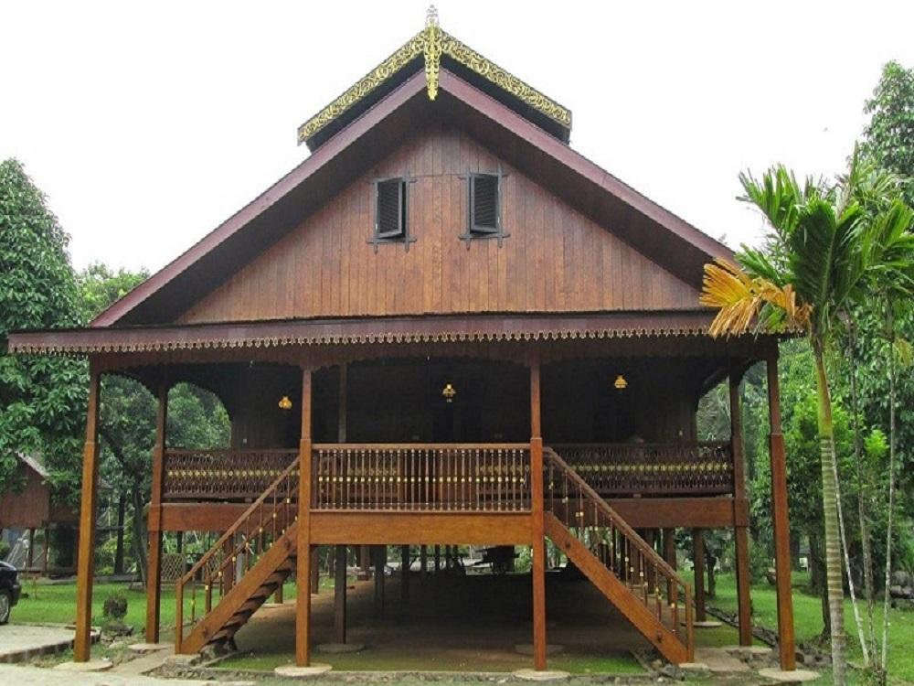 Rumah Adat di Provinsi Sulawesi Utara