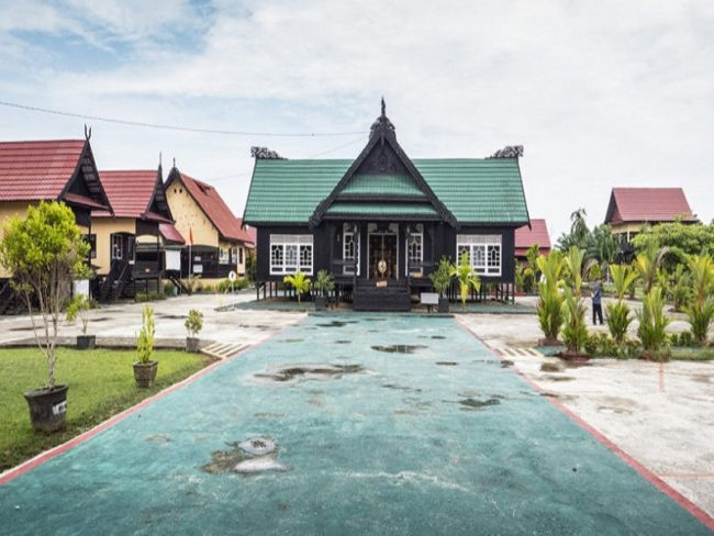 Rumah adat Baloy, Kalimantan Utara