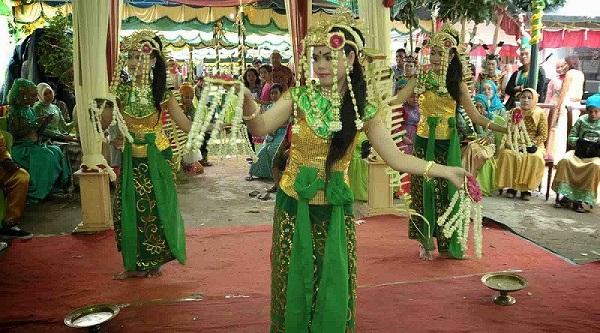 Tarian Bagandut, Pariwisata Indonesia