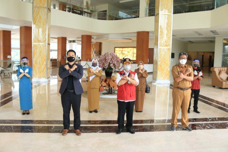 Le Eminence Hotel, Sambut Positif Penerapan New Normal