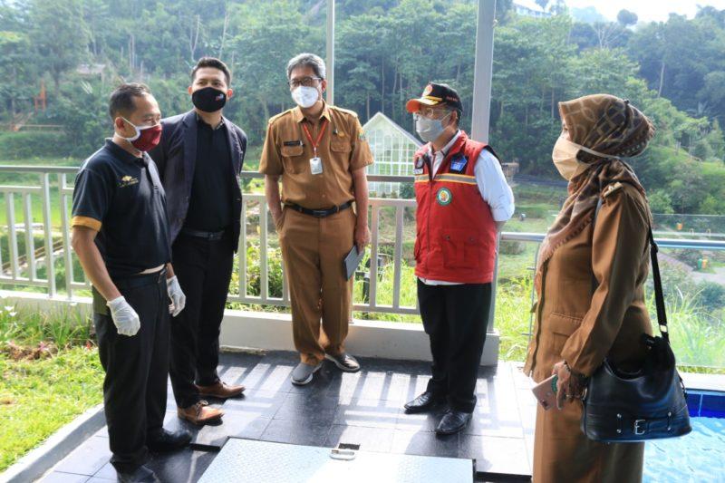 Kunjungan Bupati Cianjur Penerapan New Normal, Pariwisata Indonesia