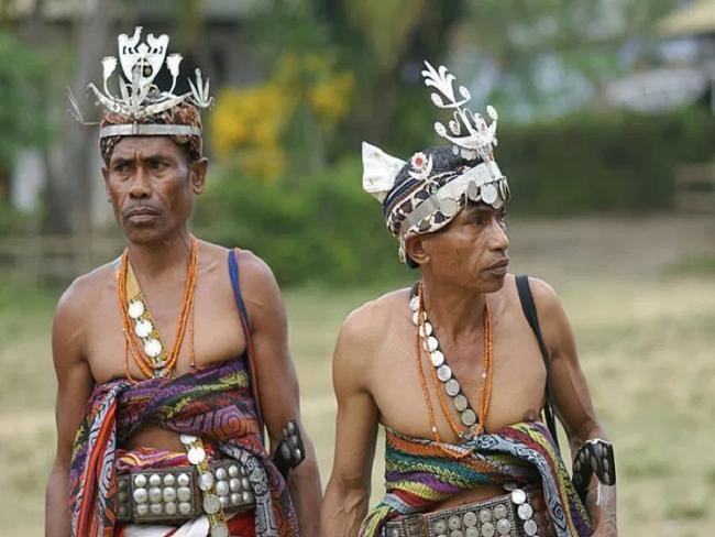 Pakaian Adat Suku Sabu, NTT