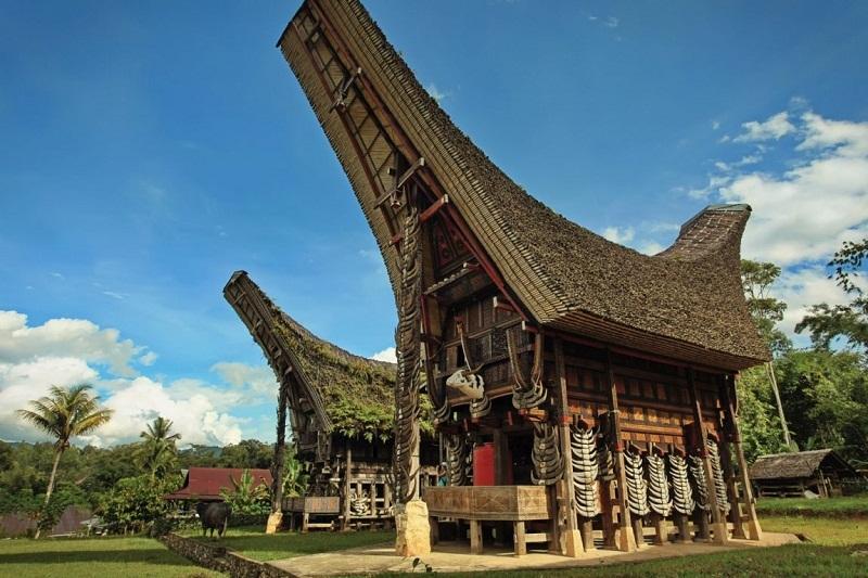 Rumah Adat Di Sulawesi Selatan Pariwisata Indonesia