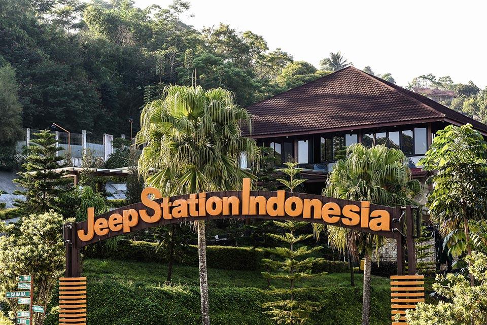 Berlibur ke Jeep Station Indonesia Resort