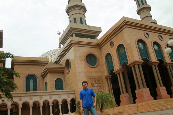 Masjid Islamic Center Samarinda(MICS,)