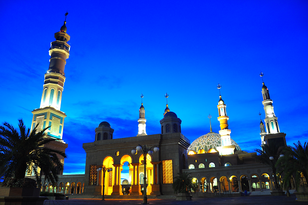 Masjid, Islamic Center Samarinda