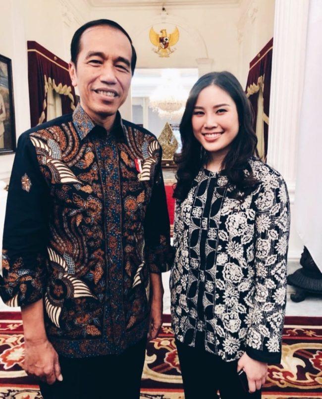 Angela Tanoesoedibjo, Pariwisata Indonesia