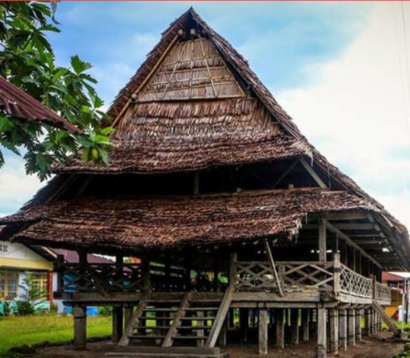 Rumah Adat Balileo, Pariwisata Indonesia