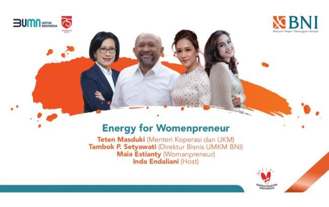 BNI HUT Ke 74, Pariwisata Indonesia