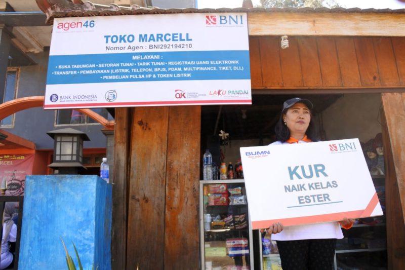 BNI Gelontorkan Kredit UMKM untuk Pemulihan Ekonomi