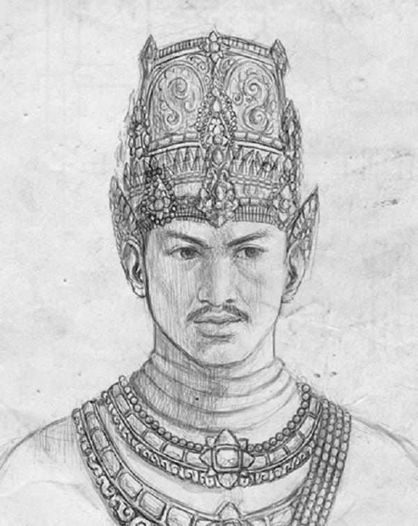Ilustrasi Raden Wijaya, Sejarah Majapahit, Penemu Peta Nusantara, Pembuat Peta Kepulauan Indonesia, Nusantara lahir dari nama Raden Wijaya