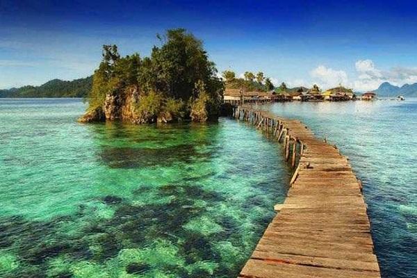 Kepulauan Togean pariwisata indonesia