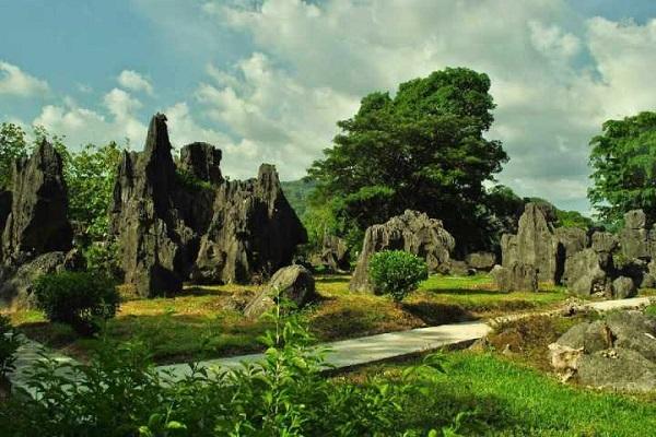 Taman Nasional Bantimurung, Sulawesi Selatan