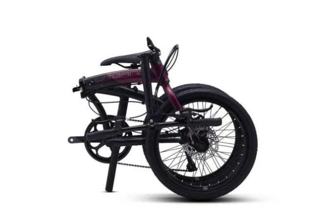 Sepeda Lipat Polygon, Pariwsata Indonesia