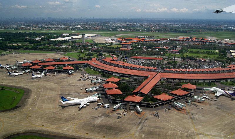 Pariwisata Indonesia, Bandara Soekarno Hatta Airport