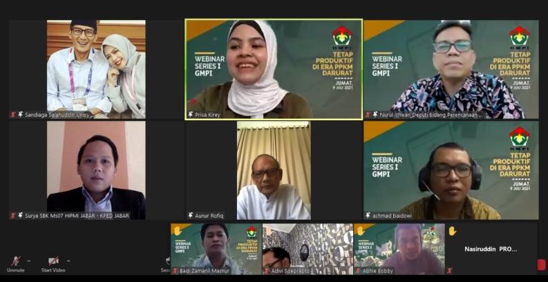 """pariwisata indonesia,umi kalsum founder dan ceo media pvk group,""""GERCEP GEBER DAN GASPOL"""",ACHMAD BAIDOWI,AUNUR ROFIQ,BERITA KEMENPAREKRAF,BERITA MENTERI SANDIAGA UNO,CLEANLINESS (KEBERSIHAN) HEALTH (KESEHATAN) SAFETY (KEAMANAN) ENVIRONMENT (RAMAH LINGKUNGAN) DISINGKAT CHSE,DR. H. SANDIAGA SALAHUDDIN UNO BBA.MBA,GENERASI MUDA PEMBANGUNAN INDONESIA (GMPI),INDONESIA OFFICIAL TOURISM WEBSITE,INDONESIA'S OFFICIAL TOURISM WEBSITE,INDONESIAN TOURISM WEBSITE,MEDIA ONLINE PARIWISATA INDONESIA TERFAVORIT 2020,MEDIA PARIWISATA INDONESIA OFFICIAL,MEDIA PVK GROUP,MEDIA PVK GROUP DENGAN 10 SITUS PARIWISATA DAN E MAGAZINE,MEDIA RESMI PARIWISATA INDONESIA,MENTERI INVESTASI/KEPALA BADAN KOORDINASI PENANAMAN MODAL (BKPM) REPUBLIK INDONESIA BAHLIL LAHADALIA,MENTERI PARIWISATA DAN EKONOMI KREATIF (MENPAREKRAF) DAN KEPALA BADAN PAWISATA DAN EKONOMI KREATIF (BAREKRAF) SANDIAGA SALAHUDDIN UNO,PARIWISATA INDONESIA,PARTAI PERSATUAN PEMBANGUNAN (PPP),PUTRI PRISA AFIFAH KIREY,SURYA BATARA KARTIKA,TETAP PRODUKTIF DI ERA PPKM DARURAT,WEBSITE RESMI PARIWISATA INDONESIA"""