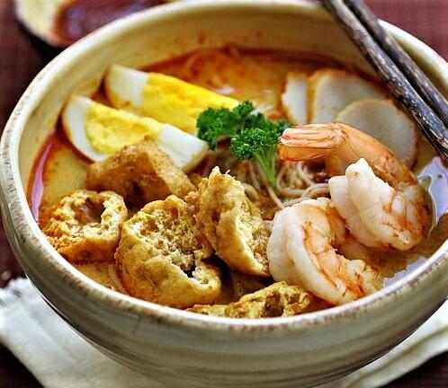 Pariwisata Indonesia, Kuliner Laksa, Laksa, Kuliner nusantara, kuliner bogor, Media PVK, Umi Kalsum