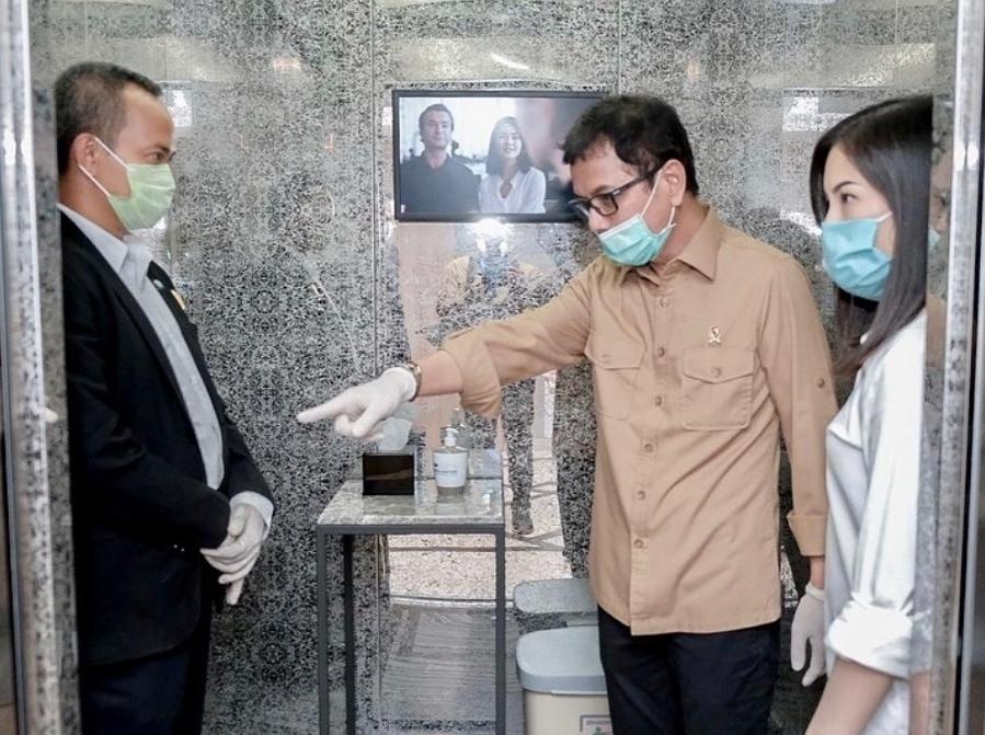 Menteri Wishnutama: 30 Hotel di DKI Jakarta, Siap
