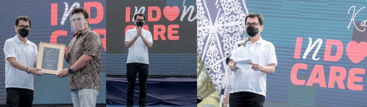 pariwisataindonesia, pariwisata indonesia, #InDOnesiaCARER, #pariwisataindonesiaofficial, Menteri Wishnutama, Wishnutama Kusubandio, Menteri Pariwisata dan Ekonomi Kreatif/Kepala Badan Pariwisata dan Ekonomi Kreatif Menteri Pariwisata dan Ekonomi Kreatif/Kepala Badan Pariwisata dan Ekonomi Kreatif, Media PVK, Umi Kalsum, Menteri Wishnutama Mengkampanyekan #InDOnesiaCARE di Bintan Kepri